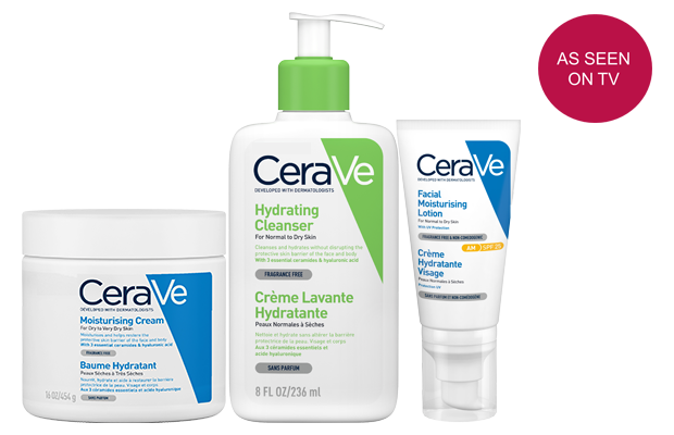 CeraVe Product Family UK
